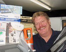 Mike Kosec, Rolling Sharpening Stone owner/operator, serves Aspen/Vail/Grand Junction, Colorado